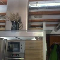 Reforma iluminación en cocina